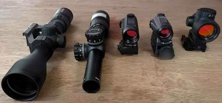 How to Choose an Optic for Your Rifles